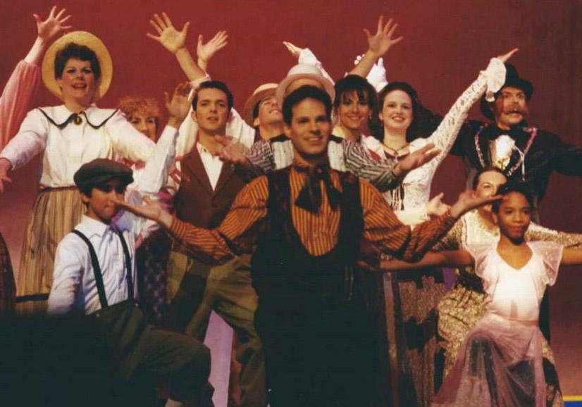 NVMT's Barnum, 1994