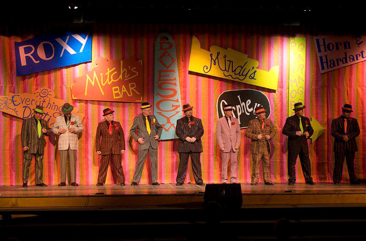 Guys and Dolls, 2010