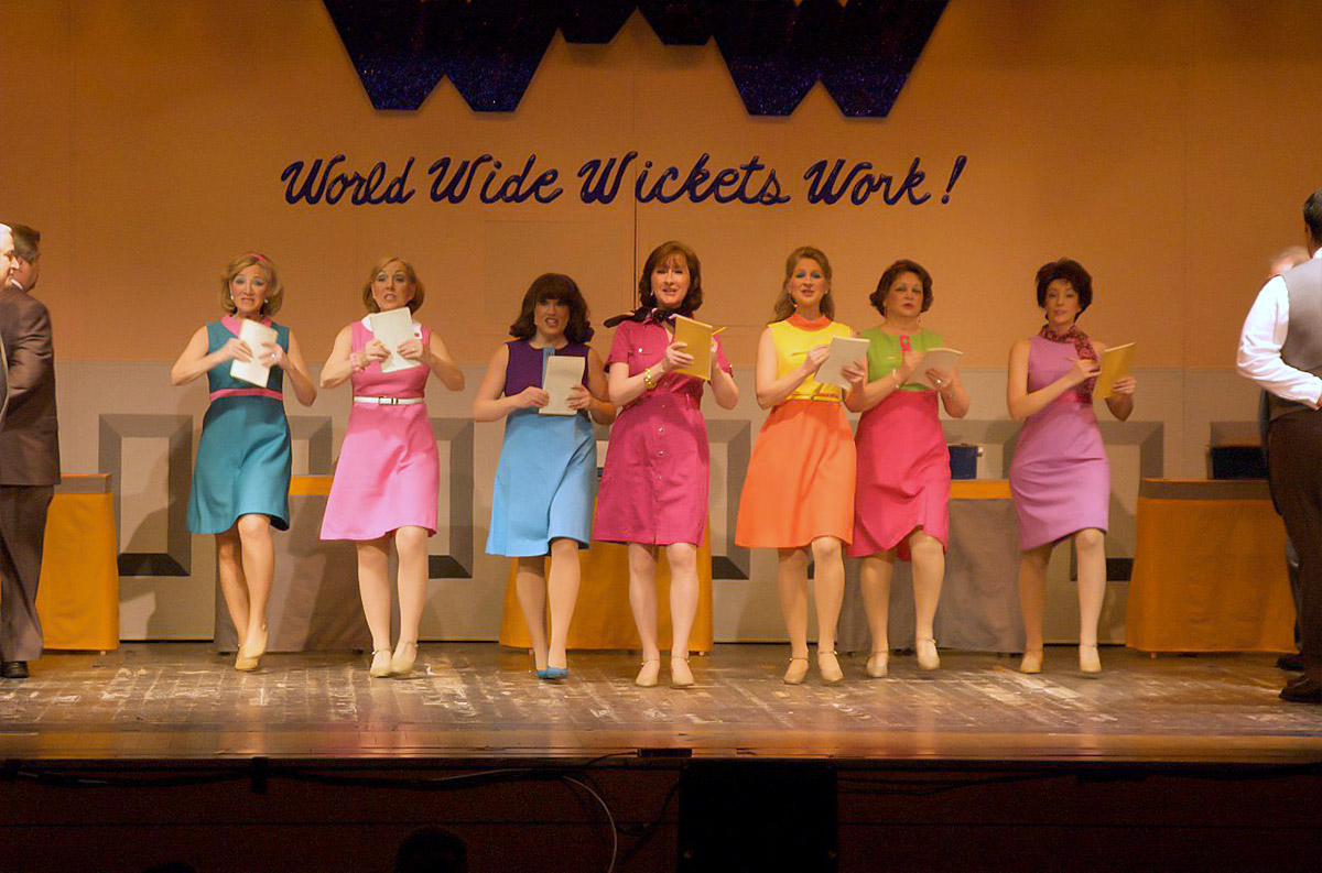 How To Succeed In Business, 2011